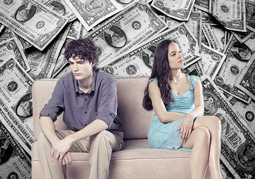 finansines problemos