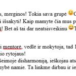 Jolita S atsiliepimas 1
